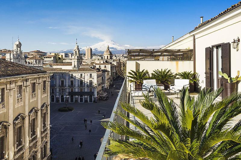 Appartement de vacances Penthouse (2106754), Catania, Catania, Sicile, Italie, image 6