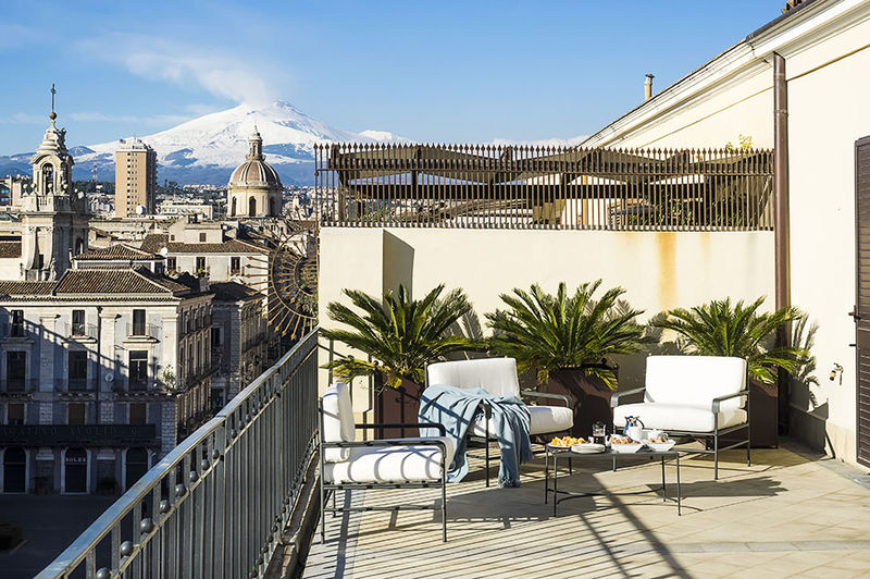 Appartement de vacances Penthouse (2106754), Catania, Catania, Sicile, Italie, image 8