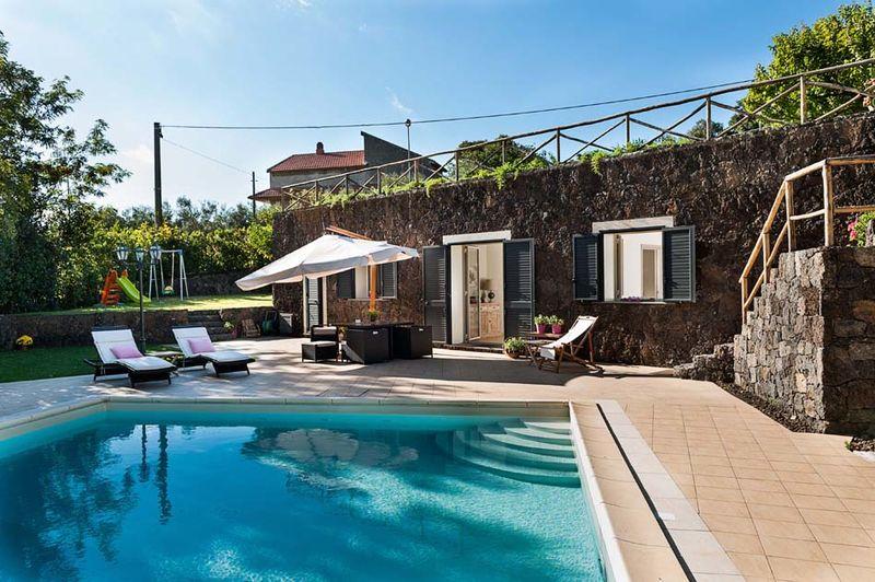 Maison de vacances Al Monte (2132596), Ragalna, Catania, Sicile, Italie, image 1