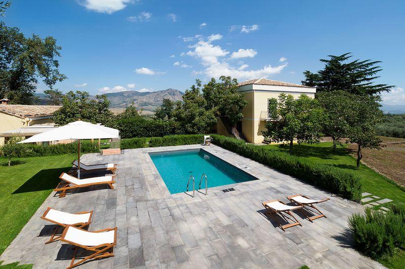 Holiday house Villa Mascalese (2724830), Randazzo, Catania, Sicily, Italy, picture 2